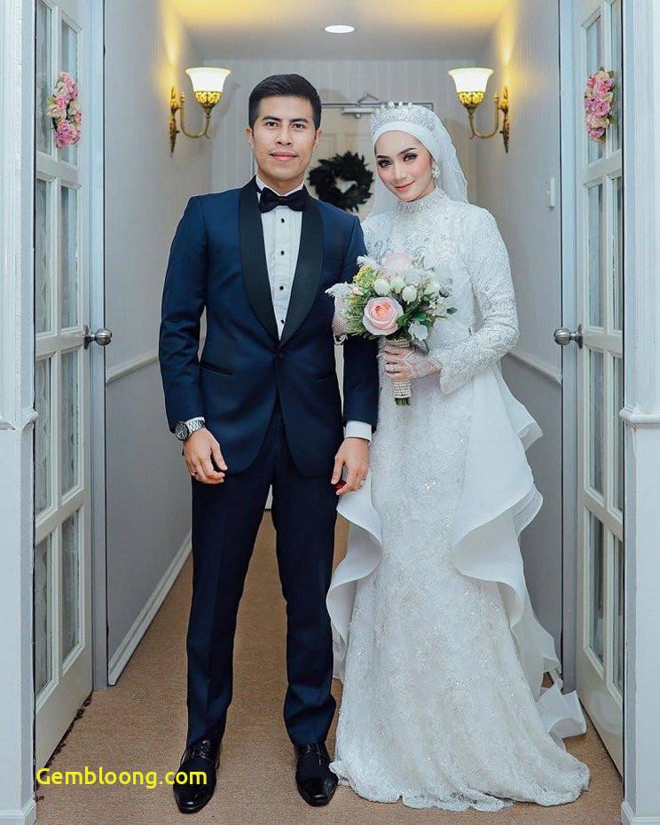Gaun Sederhana Pengantin Berhijab Best Of 15 Inspirasi Gaun Pengantin Muslimah Yang Modern
