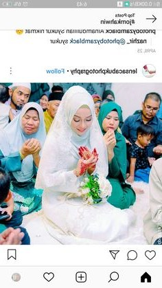 Ide Baju Muslim Pengantin Zwd9 41 Best Pengantin to Be Images In 2019