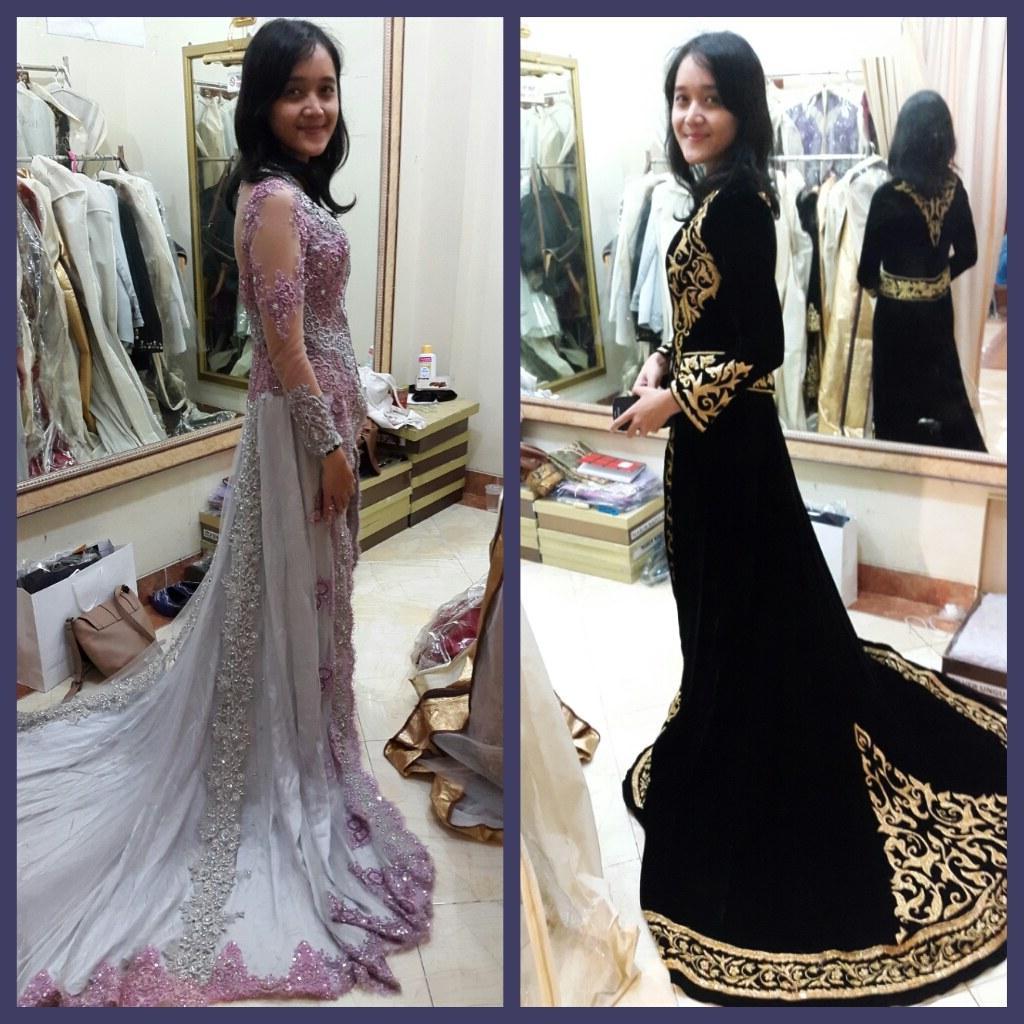 Ide Baju Pengantin Dodotan Muslim Dddy Wedding Preparation Bertywf