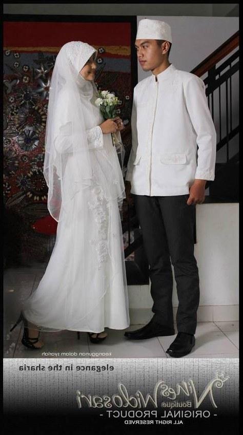 Ide Baju Pengantin Muslimah Syar I Thdr List Of Gaun Wedding Korea Images and Gaun Wedding Korea
