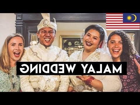 Ide Baju Pengantin Muslimah Syar I Thdr Videos Matching tourists Baju Kurung for Malaysian