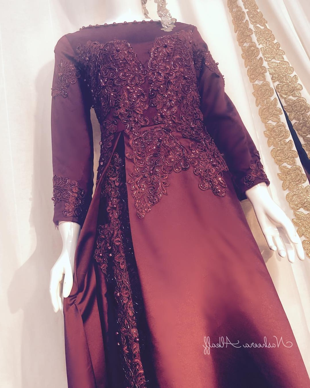 Ide Design Baju Pengantin Muslimah 9ddf Singaporebridaltailor Instagram S and Videos