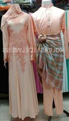 Ide Design Baju Pengantin Muslimah Qwdq 16 Best Gaun Pengantin Muslimah Malaysia Images