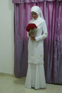 Ide Design Baju Pengantin Muslimah U3dh 16 Best Baju Nikah Images