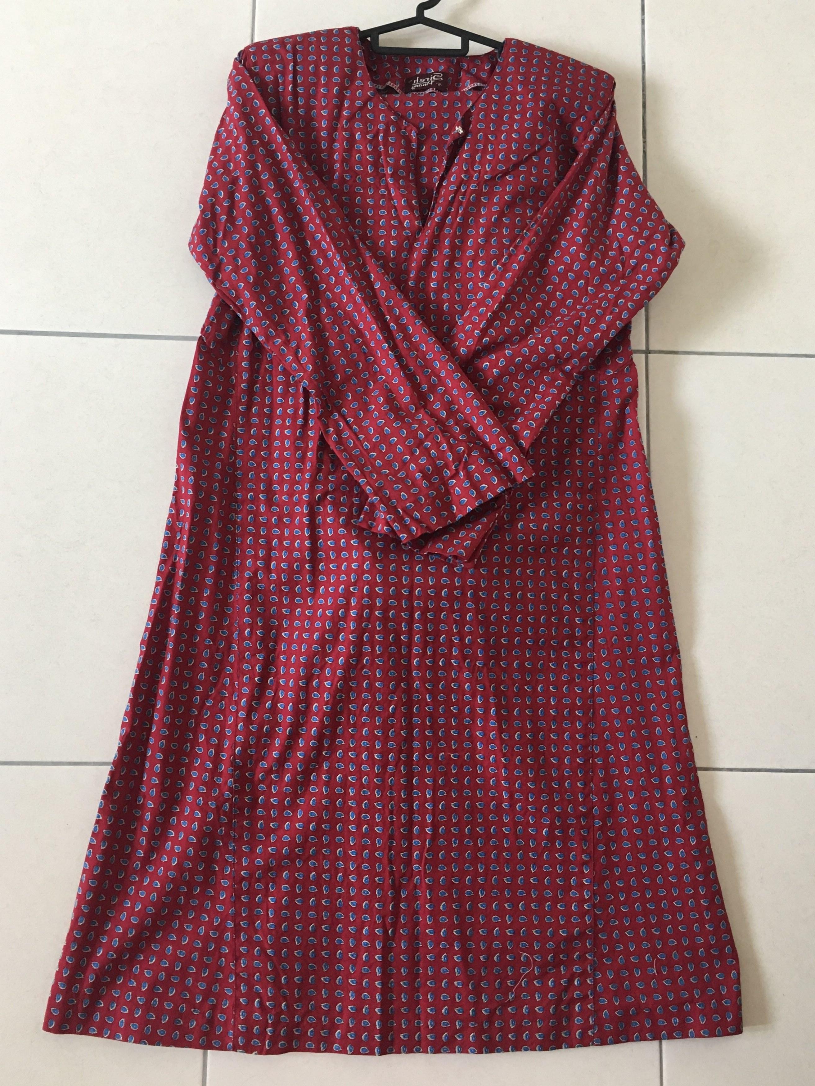 Ide Foto Baju Pengantin Muslim Modern 3id6 Baju Kurung Pahang