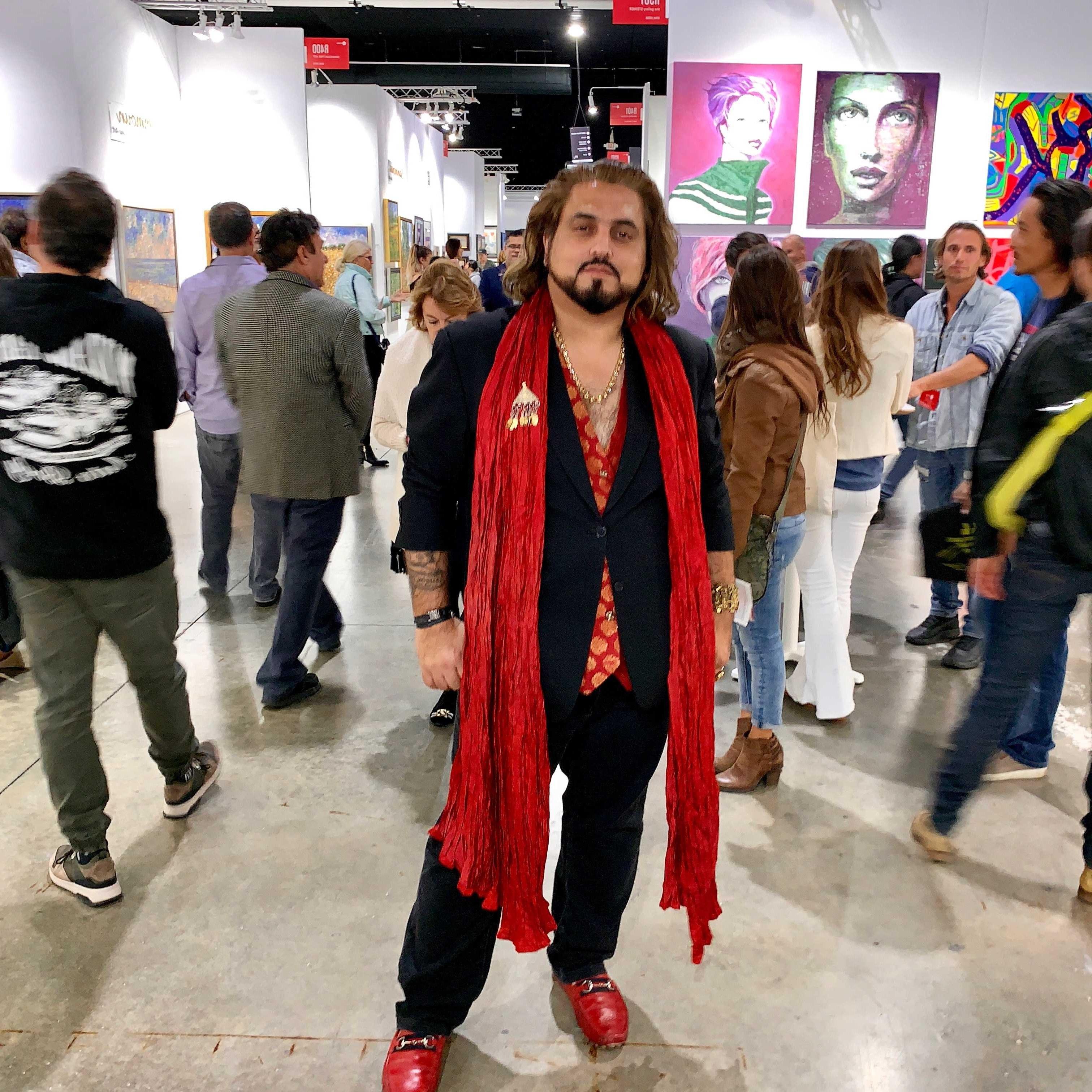 Ide Gaun Pengantin India Muslim Nkde Red Dot Miami – Dec 2018 – Gailani Art