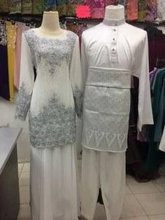 Inspirasi Baju Kebaya Pengantin Muslim X8d1 147 Best Baju Nikah Putih Images In 2019