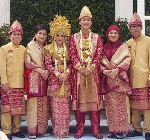 Inspirasi Baju Pengantin Adat Palembang Muslim Q5df Trend Terbaru Baju Pengantin Khas Palembang
