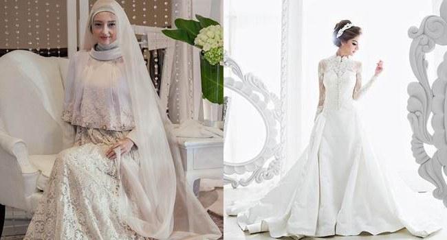 Inspirasi Sewa Gaun Pengantin Muslimah Jakarta O2d5 33 Gaun Pengantin Indonesia Model Terkini