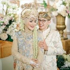 Model Baju Pengantin Muslim Adat Jawa 3id6 7 Best Cinderella