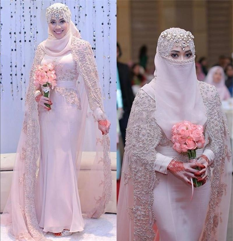 Model Gaun Muslimah Pengantin O2d5 Muslim Wear for Weddings
