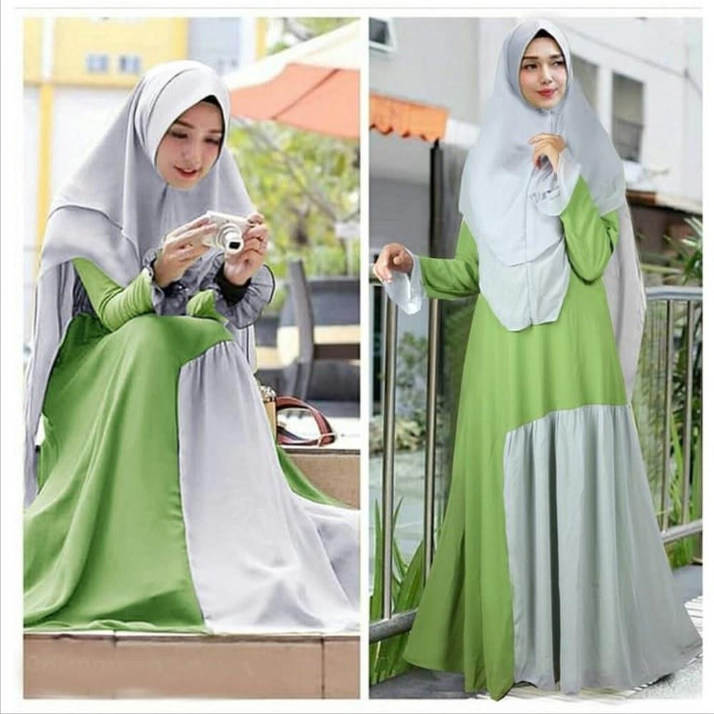 Model Gaun Pengantin Muslim Dian Pelangi 9fdy Tangga Dapur Peralatan