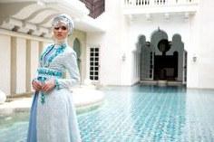 Model Gaun Pengantin Muslim Dian Pelangi Ffdn 12 Best Dian Pelangi Bride Images