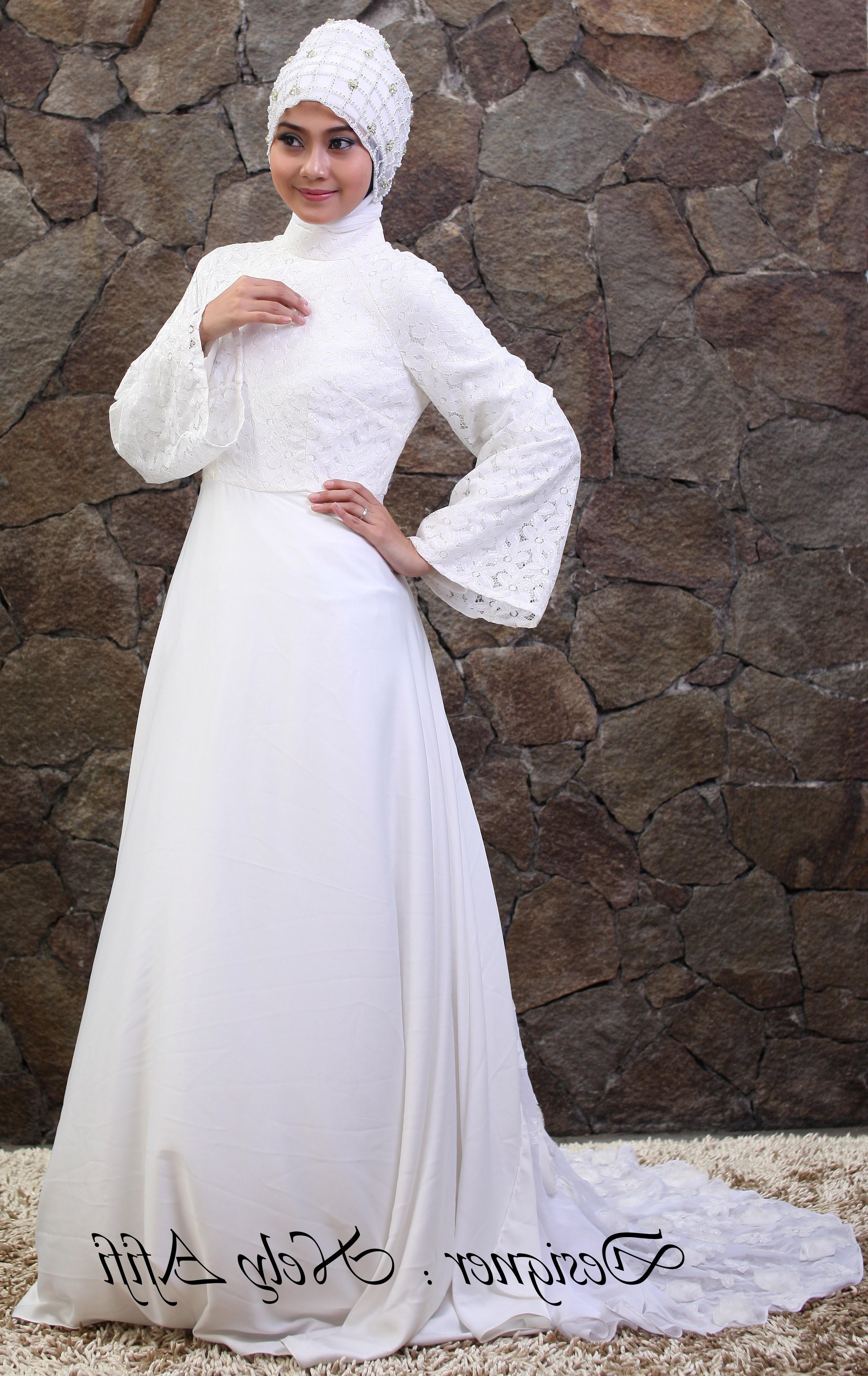 Model Gaun Pengantin Muslim Dian Pelangi Ipdd Nelyafifi Author at Wedding Dress Muslimah Designer