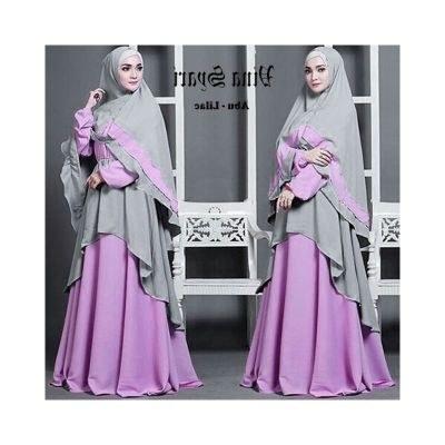 Model Gaun Pengantin Muslim Dian Pelangi Mndw Brand