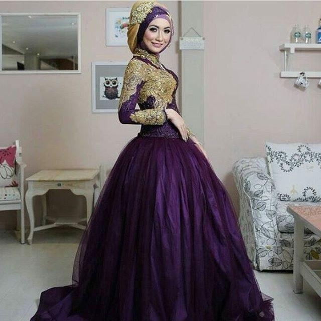Model Gaun Pengantin Muslim Dian Pelangi Qwdq 30 Model Hijab Pengantin Segi Empat