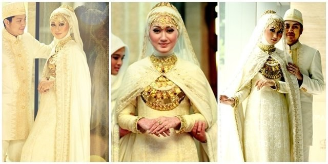 Model Gaun Pengantin Muslim Dian Pelangi Txdf Gaun Dian Pelangi