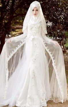 Model Gaun Pengantin Muslim Eropa Whdr 42 Best Muslim Wedding Dress 2016 Images