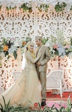 Model Gaun Pengantin Muslim Modifikasi Budm 21 Best Muslim Images