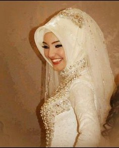 Model Gaun Pengantin Muslim Modifikasi Tldn 9 Best Gaun Images