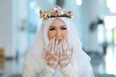 Model Gaun Pengiring Pengantin Muslim 9fdy 191 Best Muslim Wedding Images