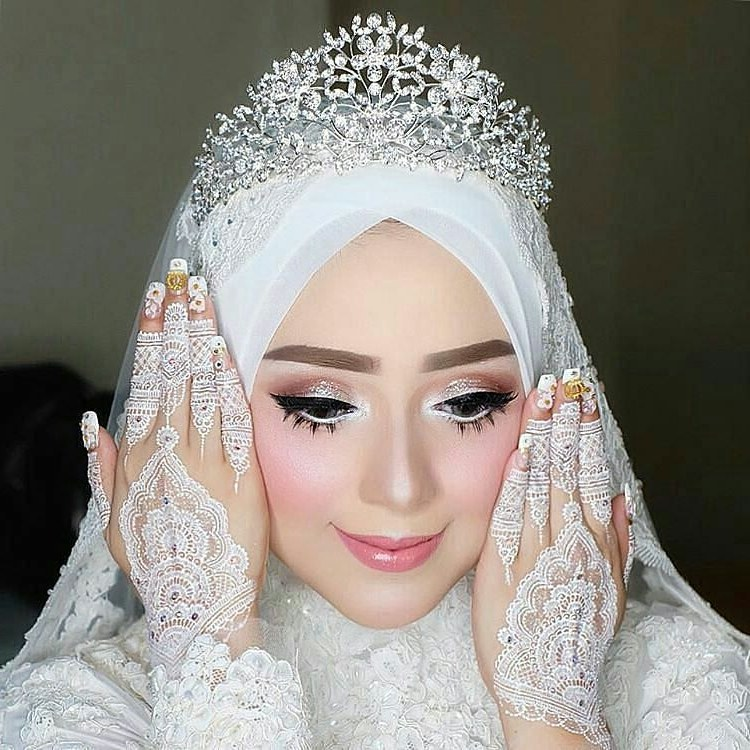 Model Gaun Pengiring Pengantin Muslim Q0d4 191 Best Muslim Wedding Images