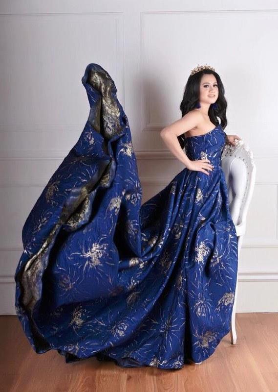 Model Gaun Pengiring Pengantin Muslim Rldj Dress Pesta Panjang Simple Elegan Gamis Brokat