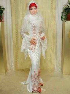 Bentuk Baju Gamis Pernikahan D0dg 12 Best Desain Baju Muslim Terbaru Images