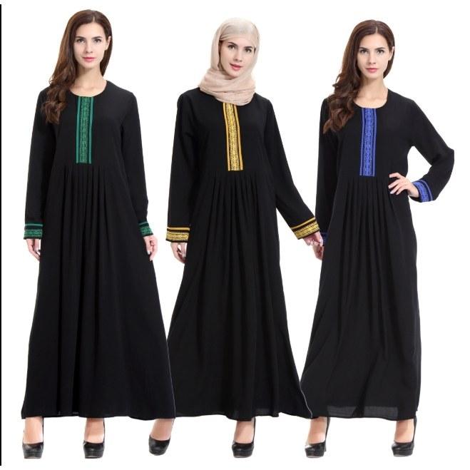 Bentuk Baju Gamis Pernikahan Muslimah 8ydm Muslim Lady S Gown