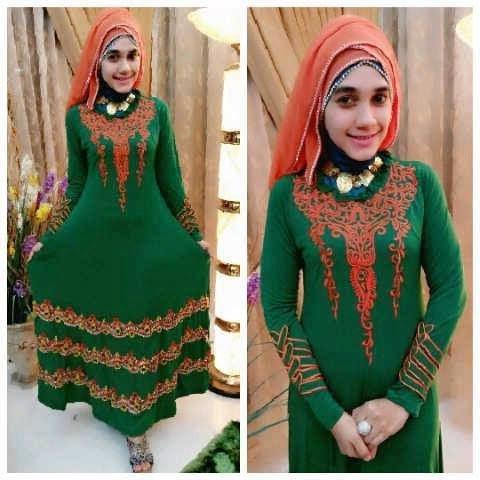 Bentuk Baju Gamis Pernikahan Muslimah 9ddf Ecehispanic