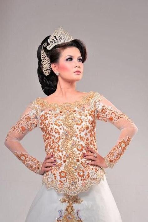 Bentuk Baju Gamis Pernikahan Nkde List Of Kurung Lace Kebaya Wedding Dresses Pictures and