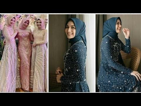 Bentuk Baju Gamis Pernikahan S5d8 Videos Matching Inspirasi Kekinian Gaun Kebaya Pesta Mermaid
