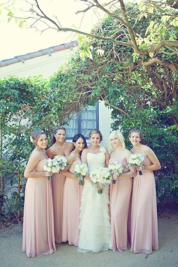 Bentuk Bridesmaid Hijab Pink Dddy Dessy Bridesmaid Dress Rose Color Wedding Stuff