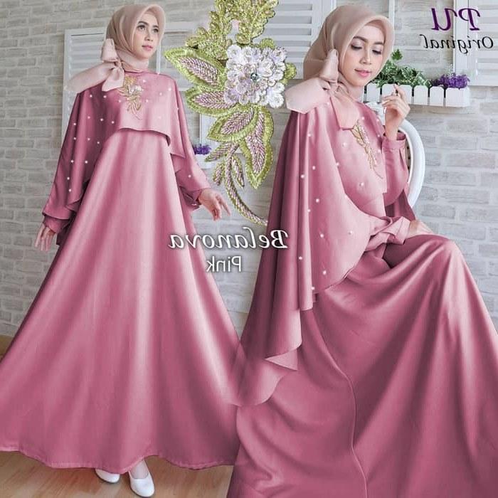 Bentuk Bridesmaid Hijab Pink Whdr Bridesmaid Hijab Dress – Fashion Dresses