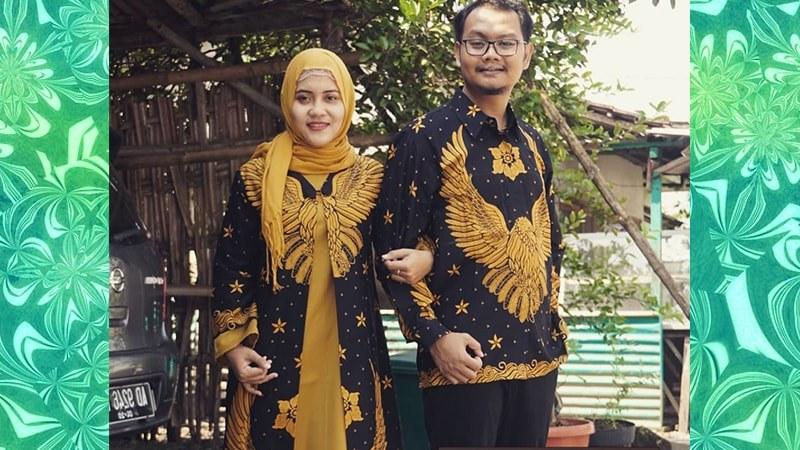 Bentuk Gamis Batik Seragam Pernikahan Ftd8 Inspirasi Model Baju Gamis Batik Kombinasi Untuk Segala