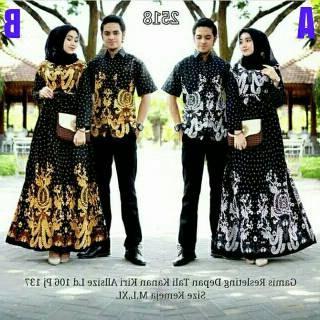 Bentuk Gamis Pernikahan Modern 3ldq Fashion Muslim Kebaya Modern Pakaian Muslim Kado Pernikahan Setelan Batik Couple Gamis Muslim