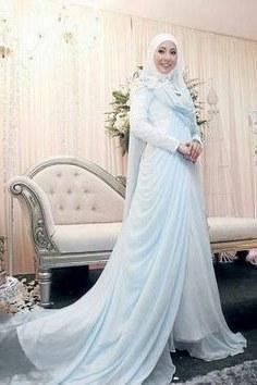 Bentuk Gamis Pernikahan Muslimah Txdf 115 Best Baju Pengantin Images In 2019