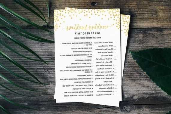 Bentuk Gamis Pernikahan Tqd3 why Do We Do that Game Wedding Traditions Guessing Game Printable Bridal Shower Trivia Games Instant Download Hens Party Games