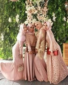 Bentuk Inspirasi Bridesmaid Hijab S5d8 16 Best Bridesmaid Images
