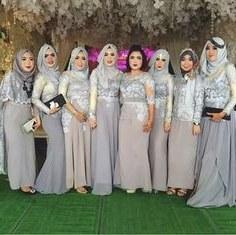 Bentuk Kebaya Bridesmaid Hijab 8ydm 45 Best Bridesmaid Style Images