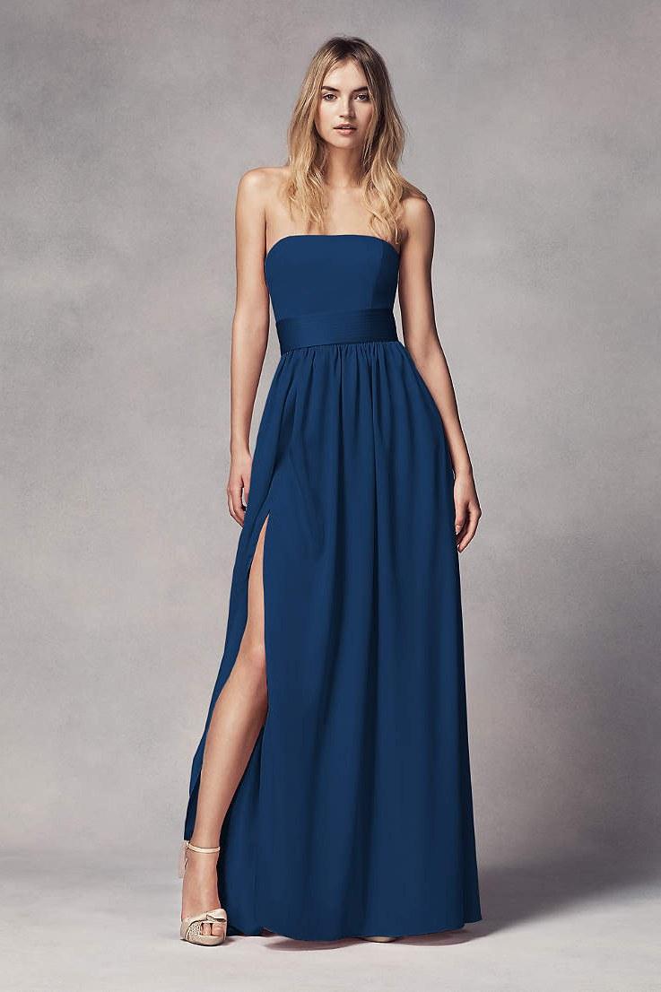 Bentuk Kebaya Bridesmaid Hijab Modern 3ldq Navy Blue Bridesmaid Dresses for Weddings