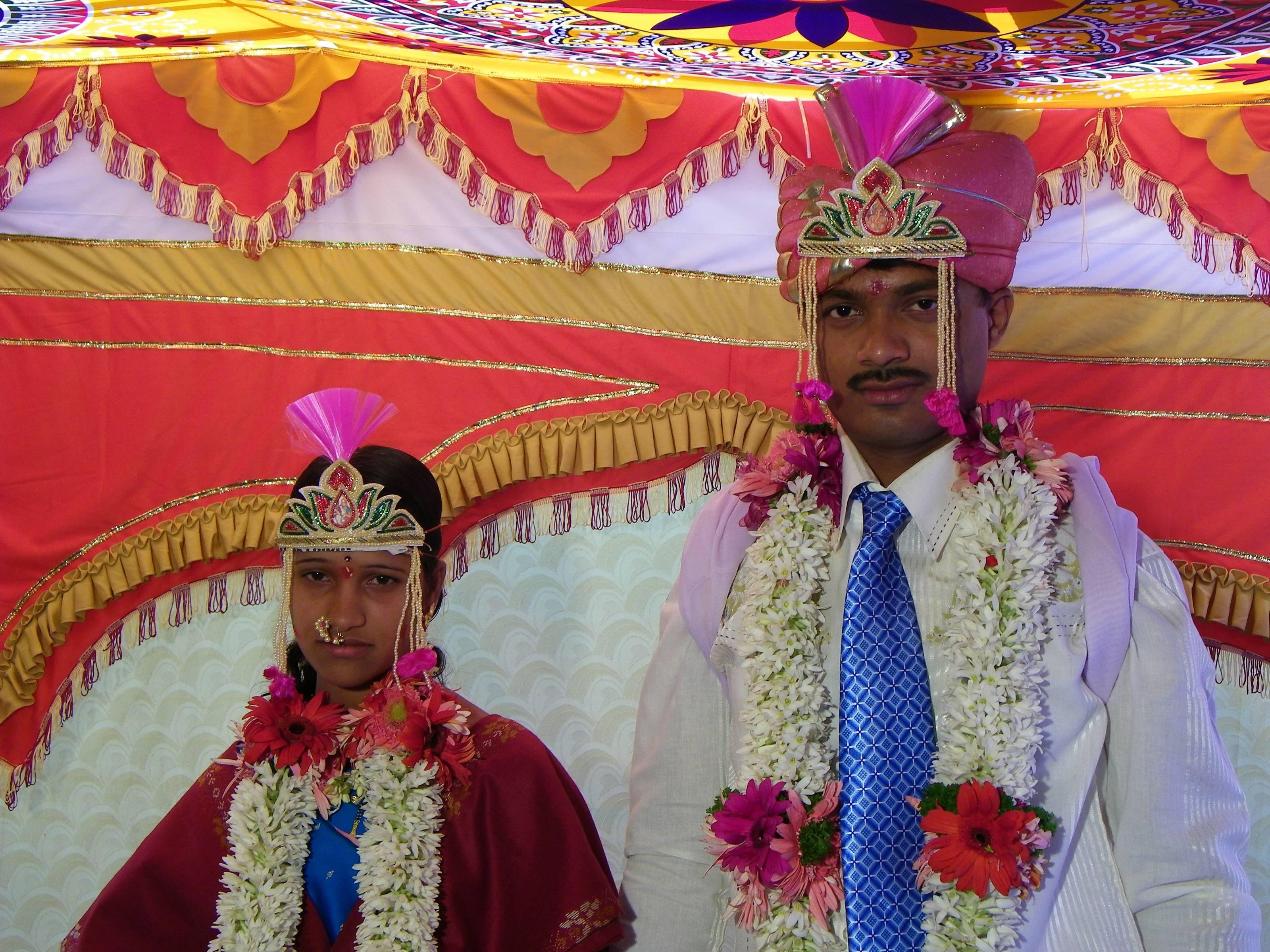 Bentuk Kebaya Bridesmaid Hijab Modern 4pde Deepu Rajalakshmi Hindu Wedding