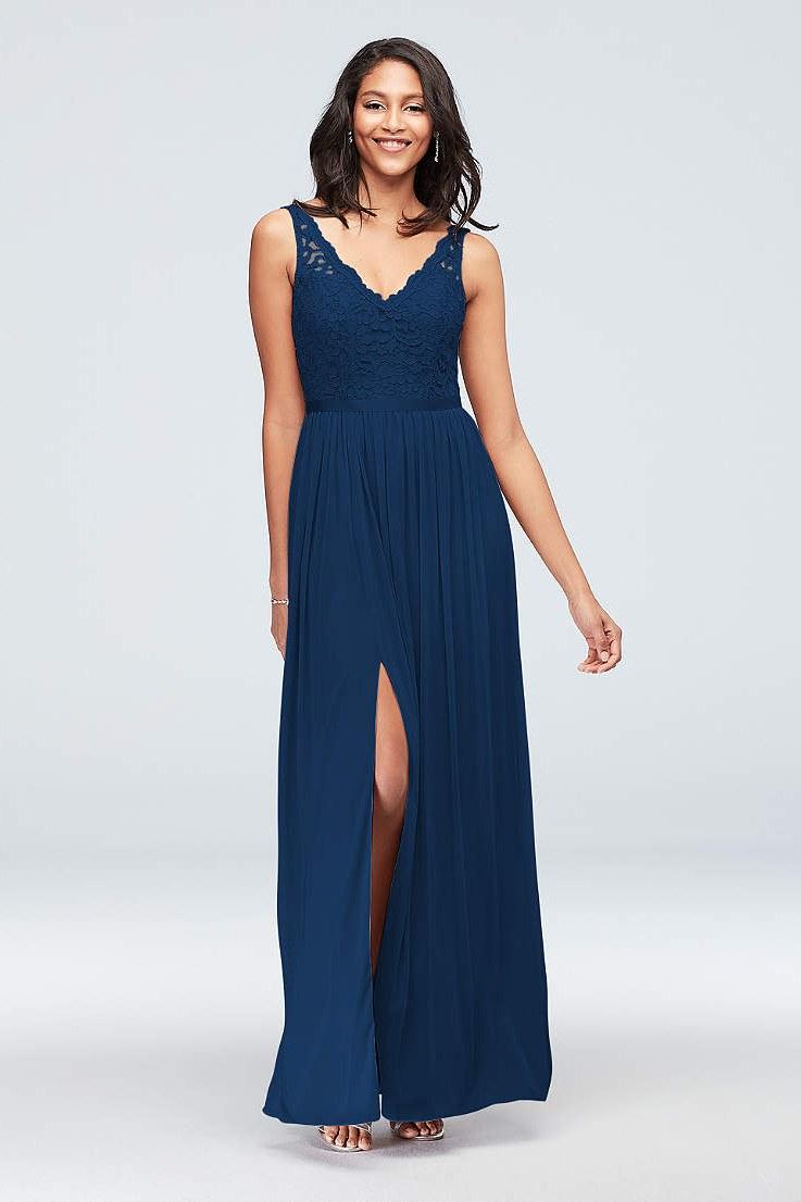 Bentuk Kebaya Bridesmaid Hijab Xtd6 Navy Blue Bridesmaid Dresses for Weddings