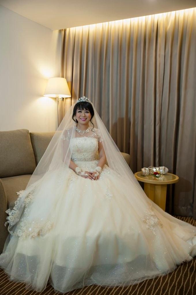 Bentuk Kebaya Bridesmaid Hijab Zwdg the Wedding Of Ria & Edith by Keya Bridal