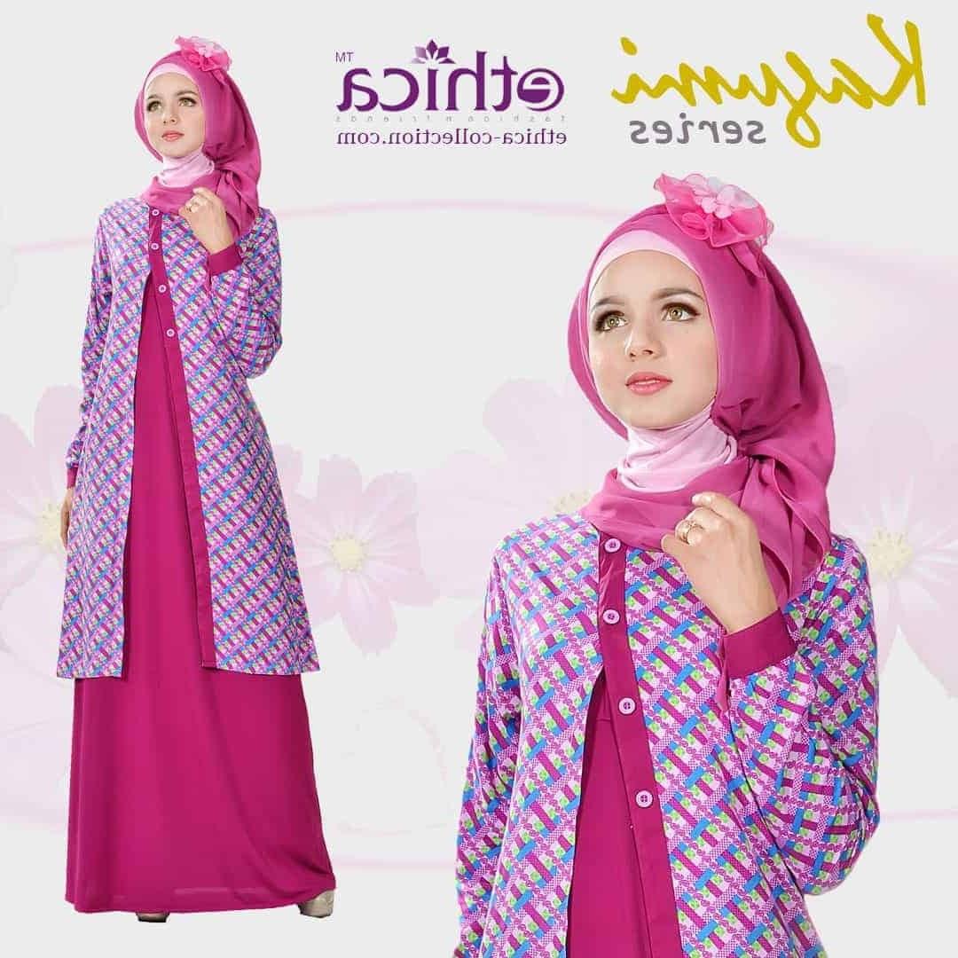 Bentuk Model Baju Gamis Untuk Pesta Pernikahan 87dx Model Baju Gaun Pesta Muslim Terbaru – Ethica Collection