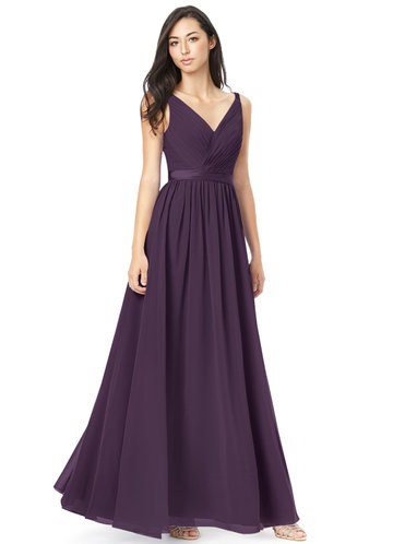 Bentuk Model Bridesmaid Hijab Tqd3 Plum Bridesmaid Dresses