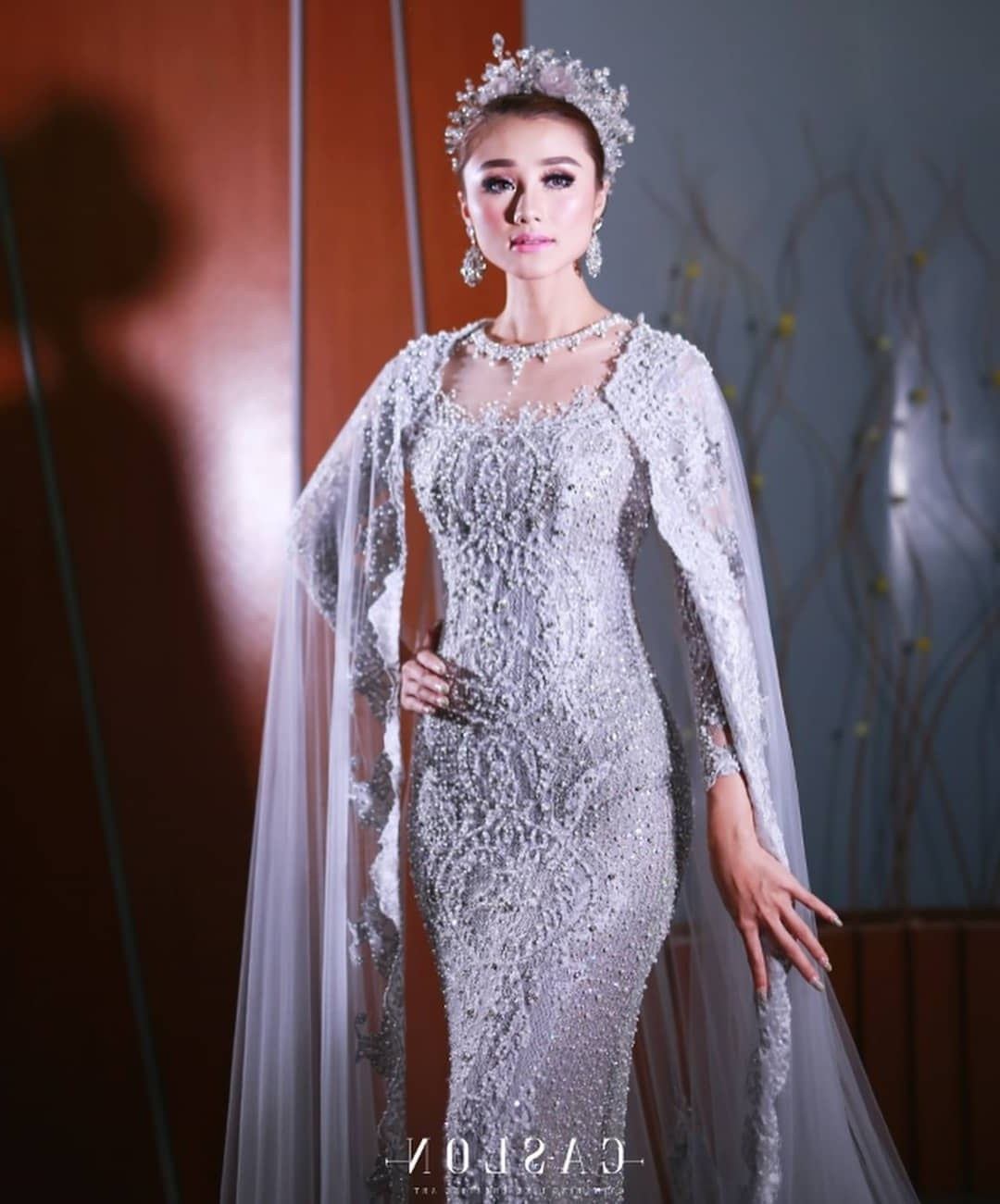 Bentuk Model Gamis Untuk Resepsi Pernikahan Zwdg 54 Model Kebaya Modern 2020 Inspirasi Wanita Terbaru