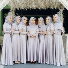 Bentuk Seragam Bridesmaid Hijab Rldj 104 Best Bridesmaid Dress Images In 2019