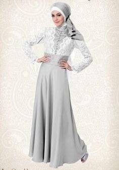 Design Gamis Resepsi Pernikahan Thdr Pinterest