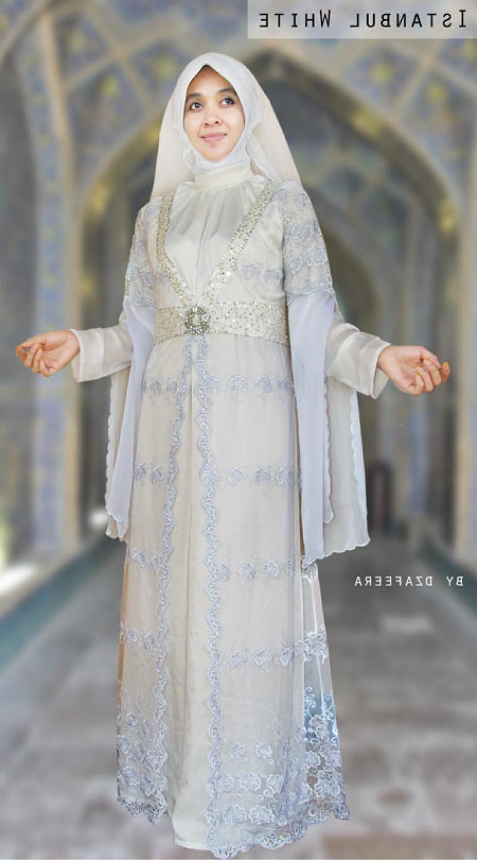 Design Model Baju Gamis Untuk Resepsi Pernikahan Dwdk Baju Gamis Nikah
